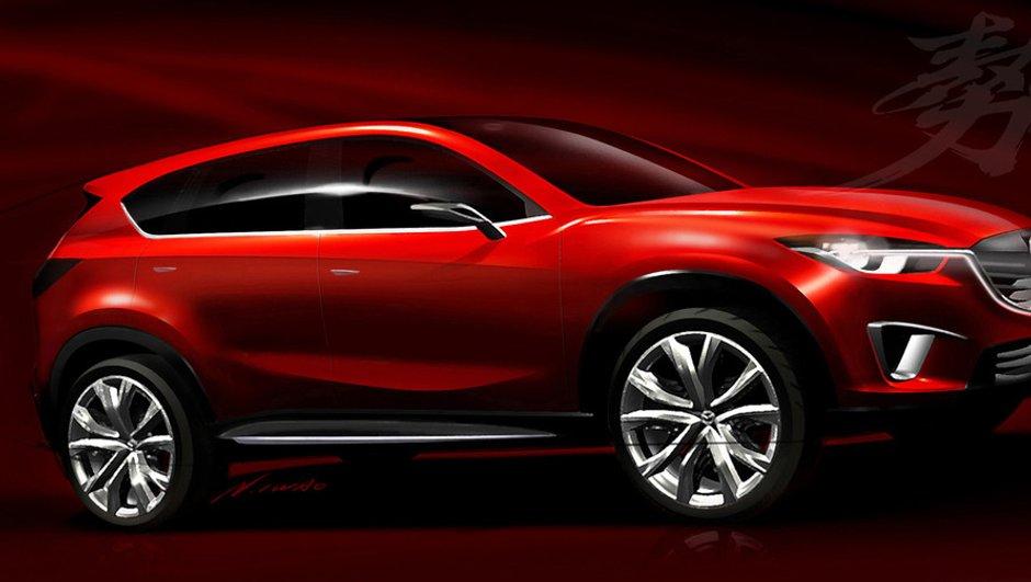 Le Mazda Minagi Concept dévoilé avant le salon de Genève