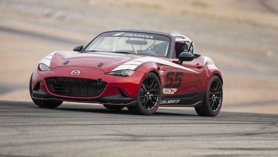 Global MX-5 Cup 2016 : une compétition monomarque pour le roadster japonais !