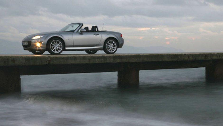 La Mazda MX-5 élue Meilleure Sportive de l'Année au Royaume-Uni