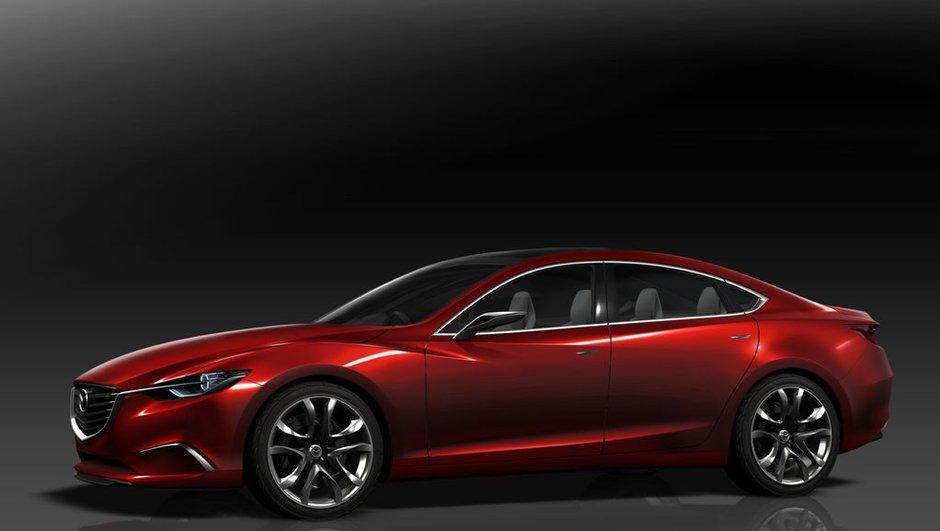 Mazda Takeri Concept : la nouvelle Mazda6 ?