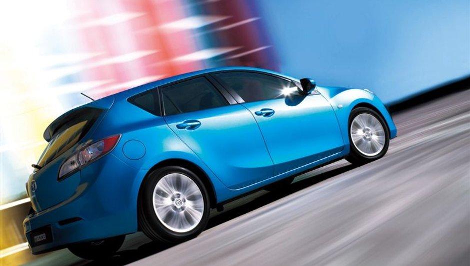 Nouvelle Mazda3 : Les premières images !