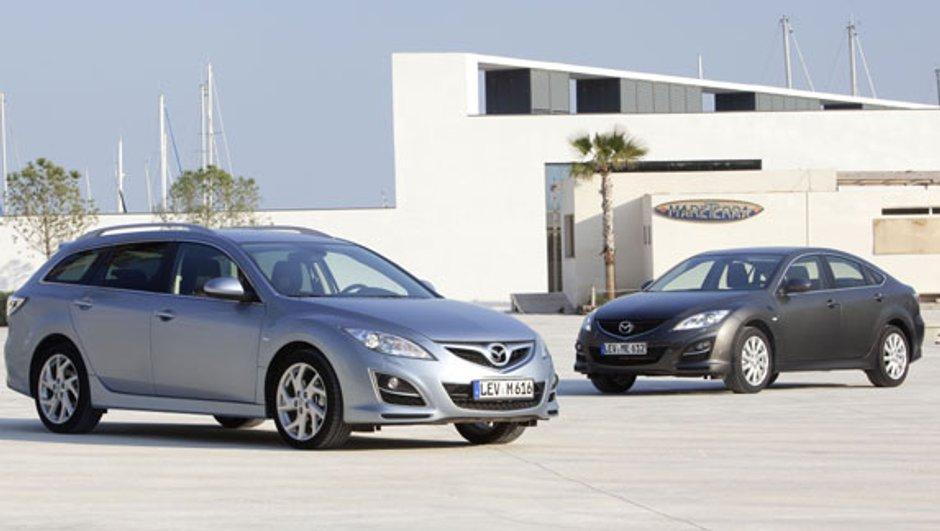 Nouvelle Mazda6 : les flottes d'entreprises en cible