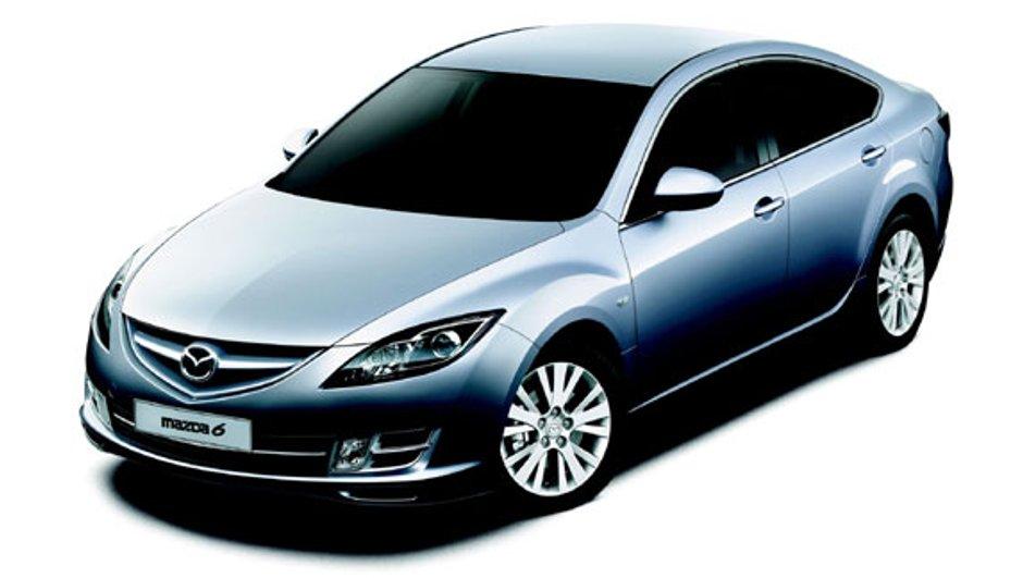 Mazda6 Yuga : encore plus élégante !