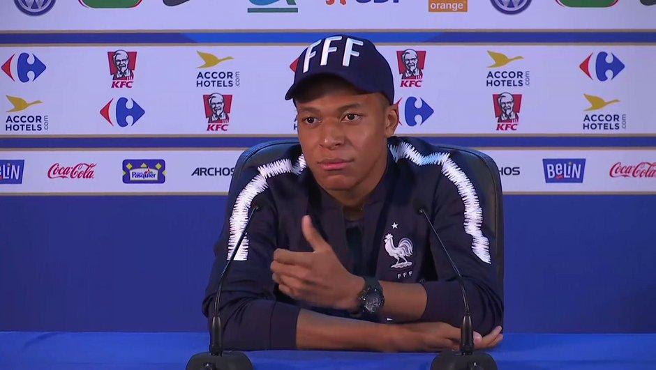"""Kylian Mbappé : le numéro 10, """"c'est moi qui le voulais"""""""