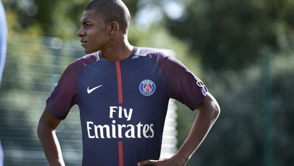 OFFICIEL : Kylian Mbappé signe au Paris Saint-Germain