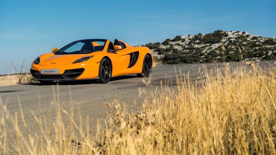 McLaren 50 12C : une édition pour le cinquantenaire
