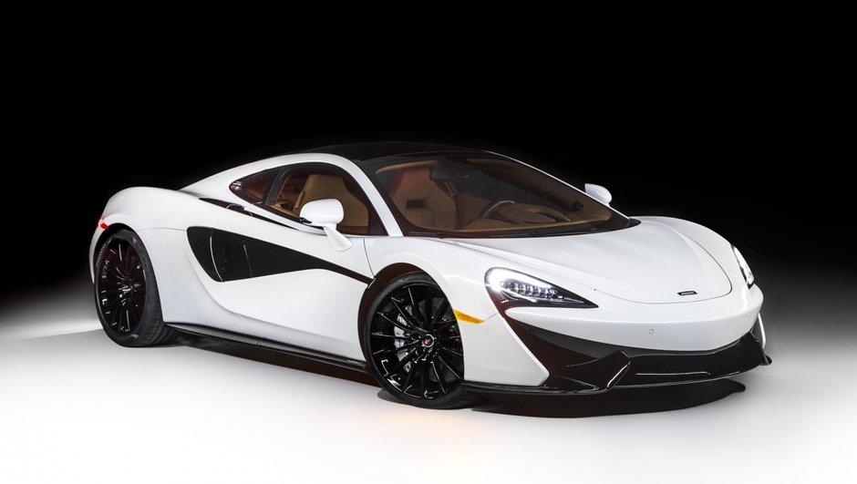 McLaren présente une 570GT MSO Concept à Pebble Beach