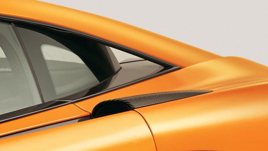 McLaren 570S Coupé 2015 : la petite sportive confirmée en image
