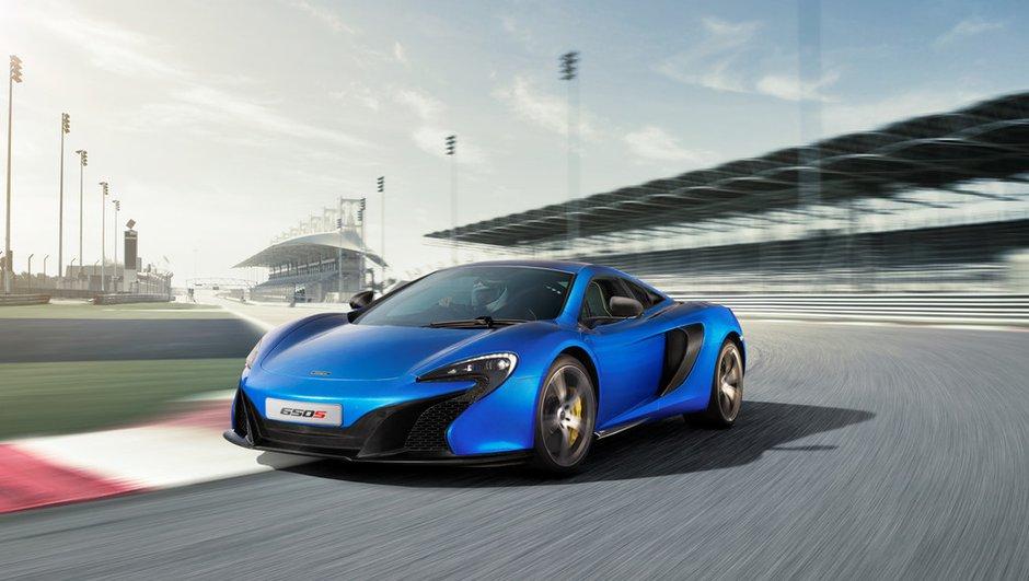 Scoop : La remplaçante de la McLaren 650S prévue pour 2018?