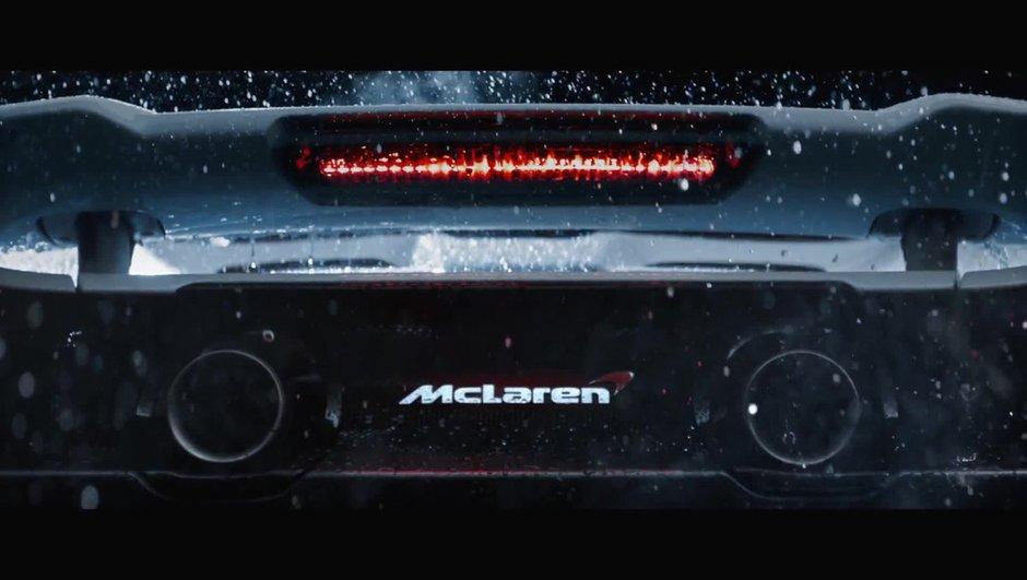 McLaren 675LT : une second teaser vidéo avant le Salon de Genève 2015