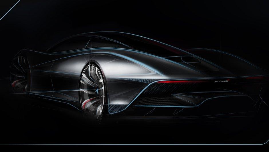 """McLaren """"Hyper-GT"""" : La première ébauche !"""
