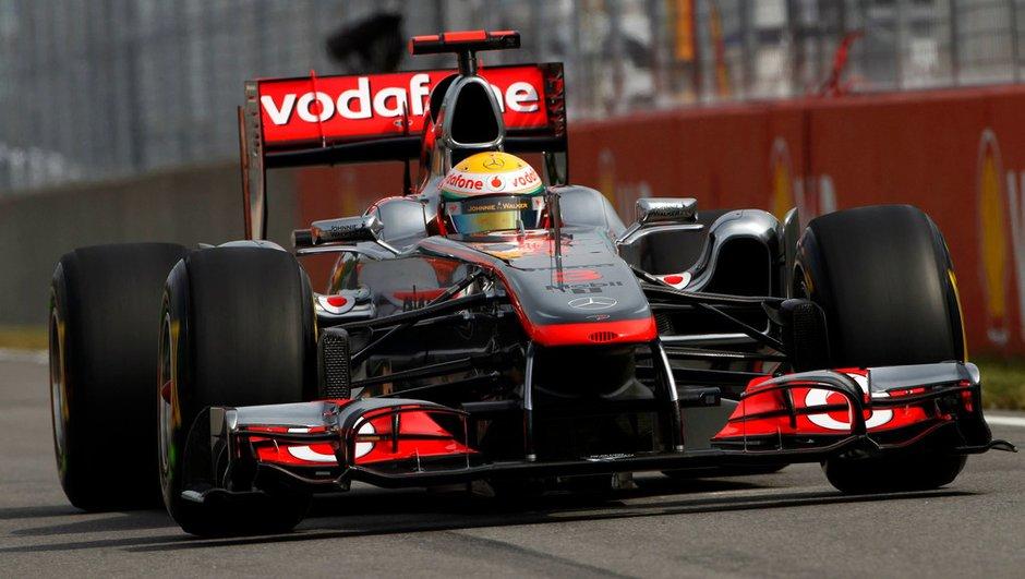 F1 : Lewis Hamilton maître des essais au Hungaroring