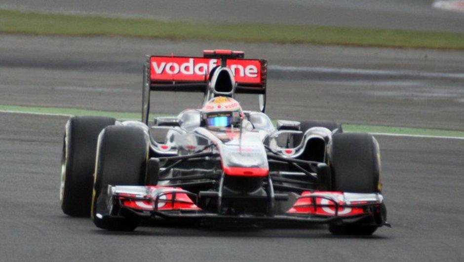 F1 : Hamilton plus rapide aux essais du GP de Hongrie