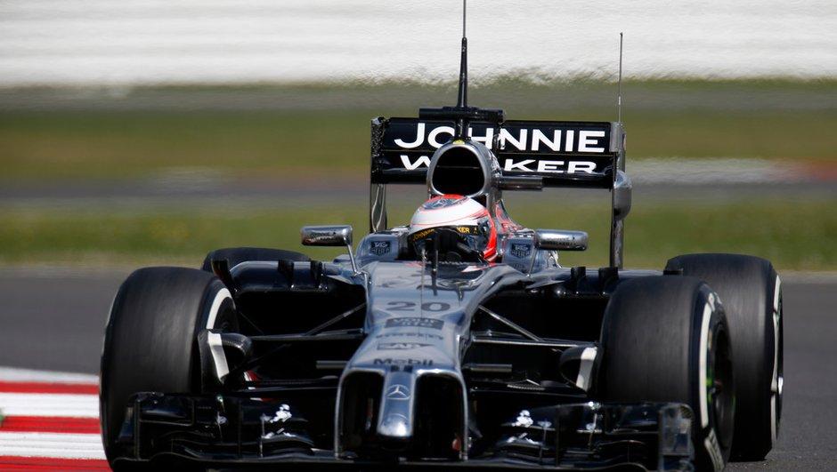 F1 : une McLaren-Honda en piste ce 14 novembre