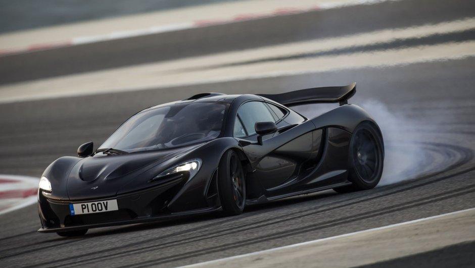 """La McLaren P1 """"spéciale piste"""" confirmée, et encore plus puissante !"""