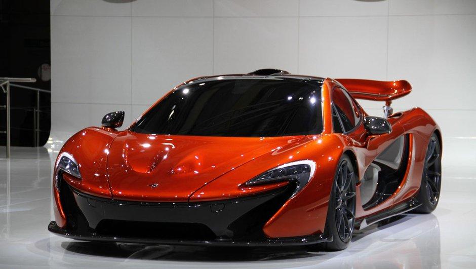 Future McLaren P1 : prix, puissance, lancement, que sait-on ?