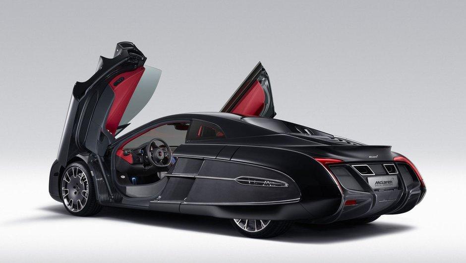 McLaren X-1 Concept 2012 : création unique