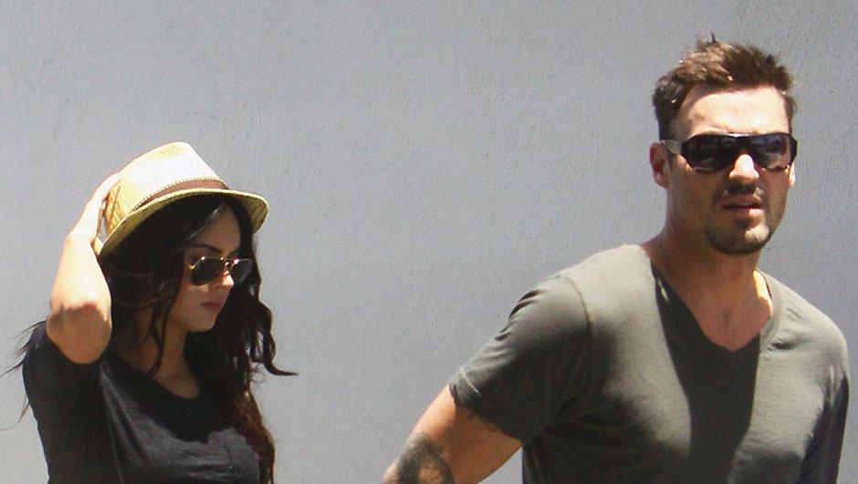Megan Fox se serait mariée dans la plus stricte intimité