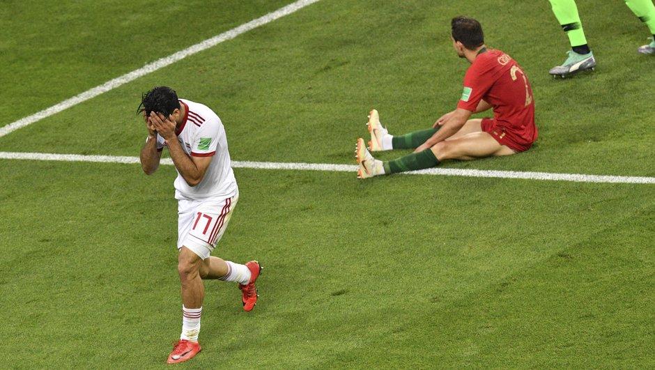 Iran-Portugal (1-1) : la Team Melli, l'histoire méritait une autre fin