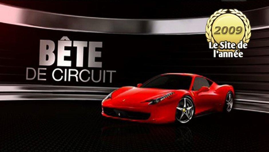 Automoto.fr : Meilleur site automobile de l'année 2009