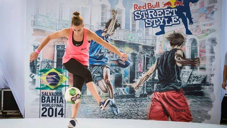 VIDEO #Freestyle : notre Française championne du monde