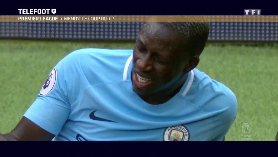Manchester City: Pour Mendy, c'est bien les croisés