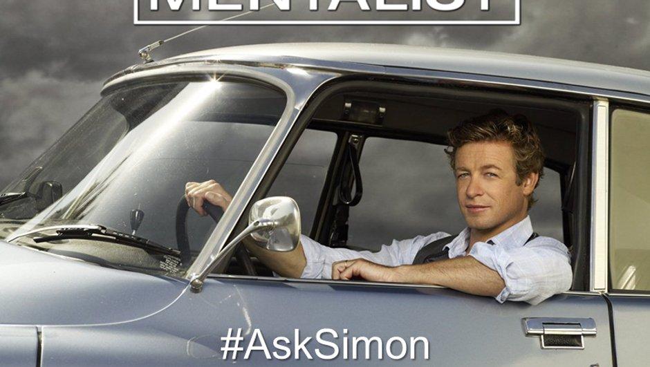 Posez vos questions à Simon Baker, alias Patrick Jane le Mentalist !