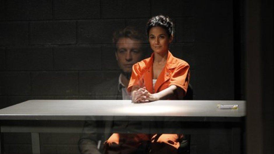 Mentalist saison 5 : lumière sur Emmanuelle Chriqui, l'interprète de Loreleï