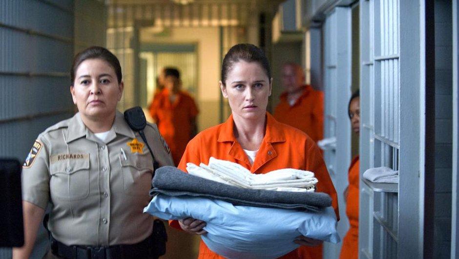 REPLAY - Mentalist : Teresa se fait emprisonner