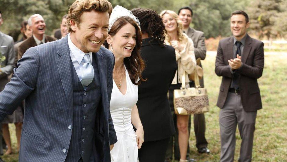 Mentalist - Dans les coulisses du mariage de Jane et Lisbon