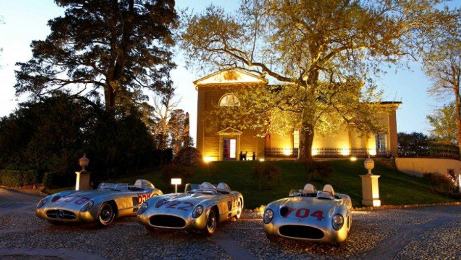 Pebble Beach 2015: Ferrari et Mercedes vont envoyer du lourd