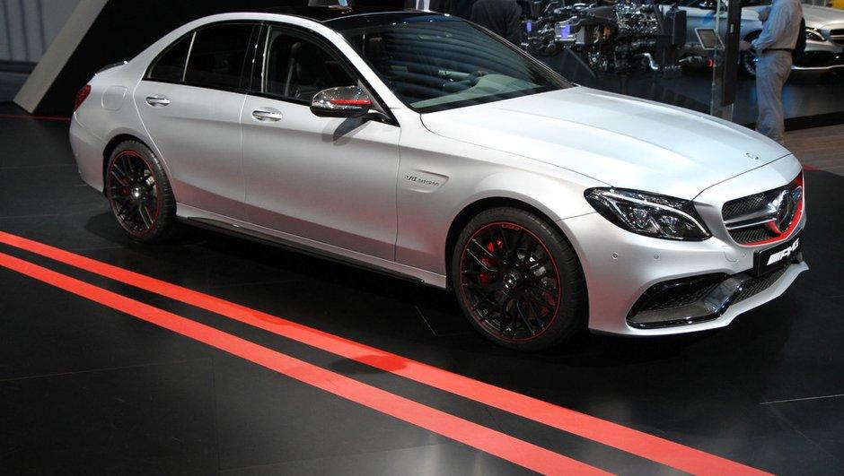 Mondial de l'Automobile 2014 : nouvelle Mercedes-AMG C63, la variante rageuse !
