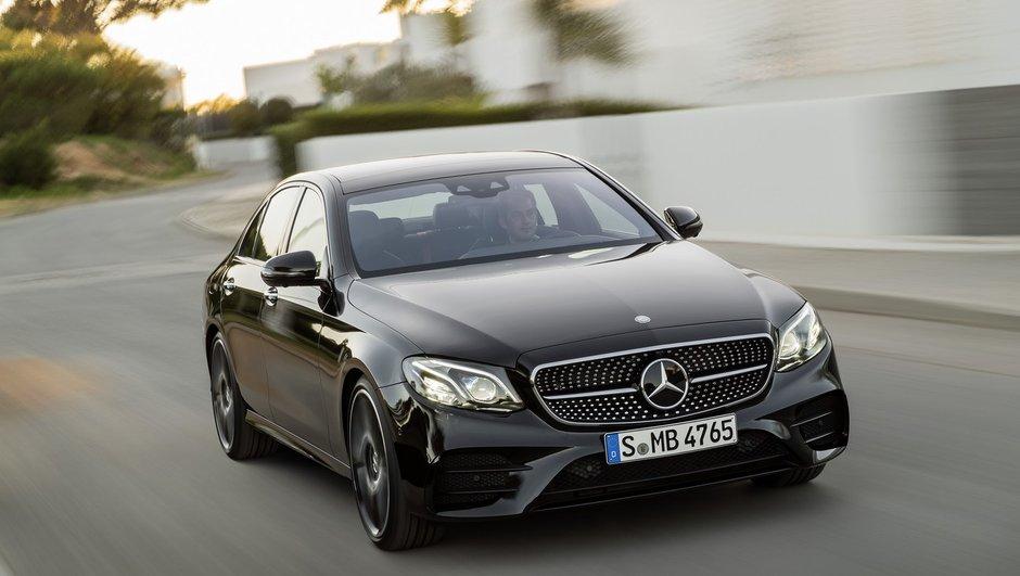 La nouvelle Mercedes-AMG E43 présente son V6 biturbo de 401 ch