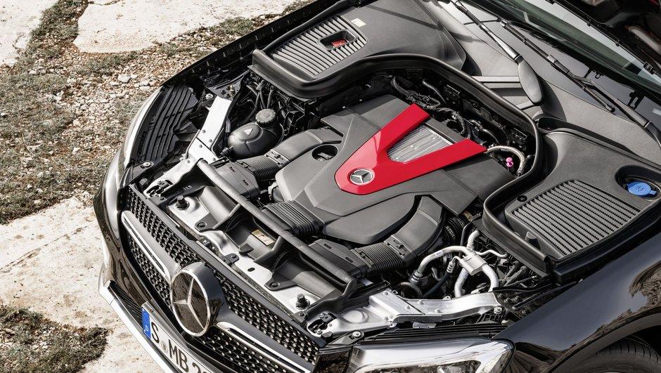 Mercedes : une future AMG E63 S de 612 chevaux ?
