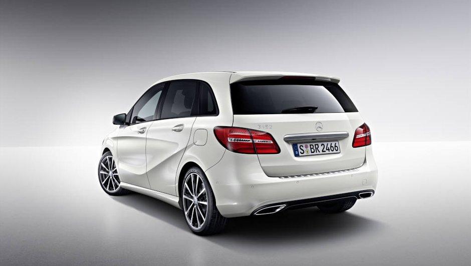 Mercedes : De nombreuses améliorations pour les Classes B, CLA et GLA