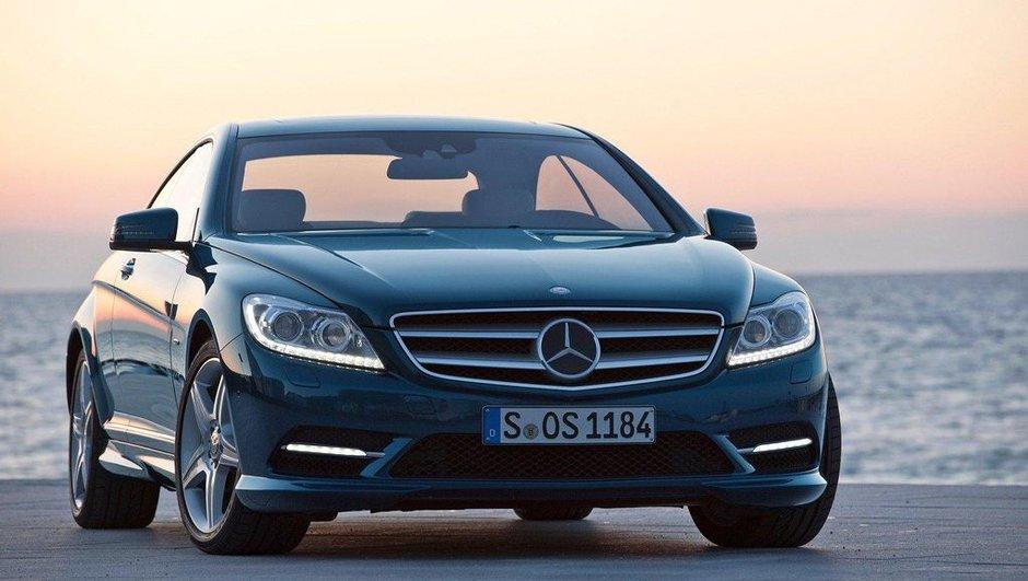 Nouvelle Mercedes CL 2010 : restylage précoce pour Goodwood