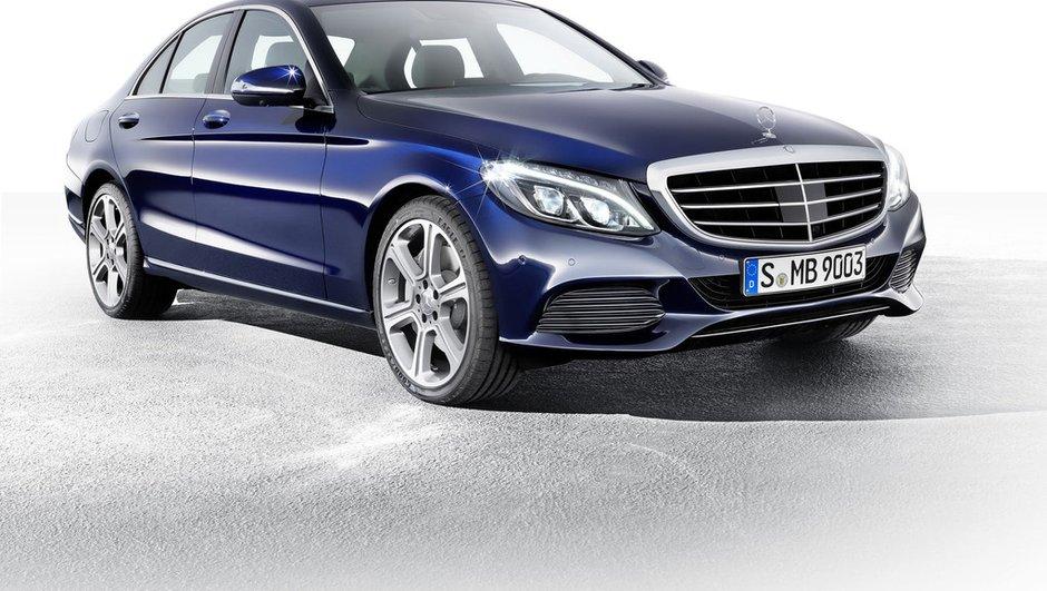 Nouvelle Mercedes Classe C 2014 : prix à partir de 33.950 euros en France