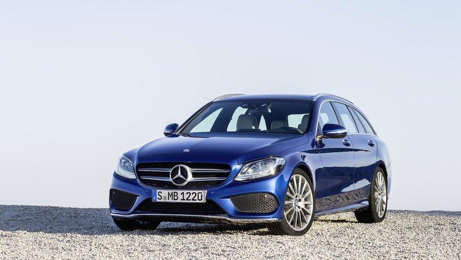 Mercedes-Benz Classe C Break 2014 : photos et infos de la nouvelle génération