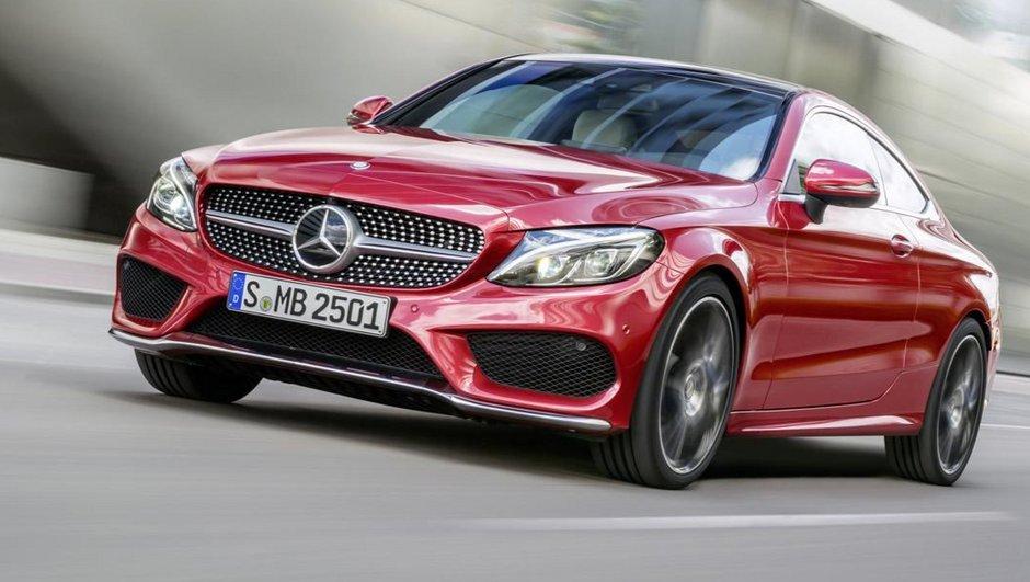 Nouvelle Mercedes Classe C Coupé: infos, photos et vidéo officielles