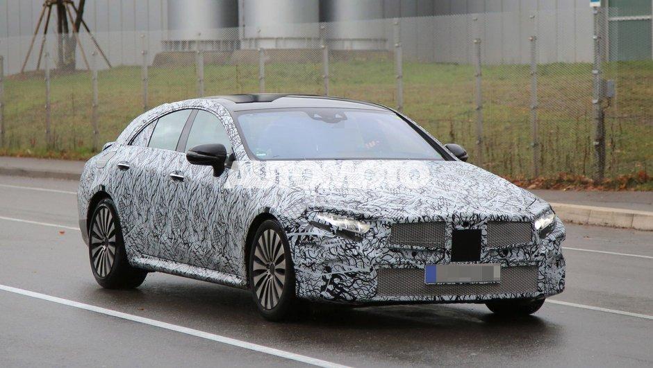 Scoop : la future Mercedes CLE surprise en cours d'essais !