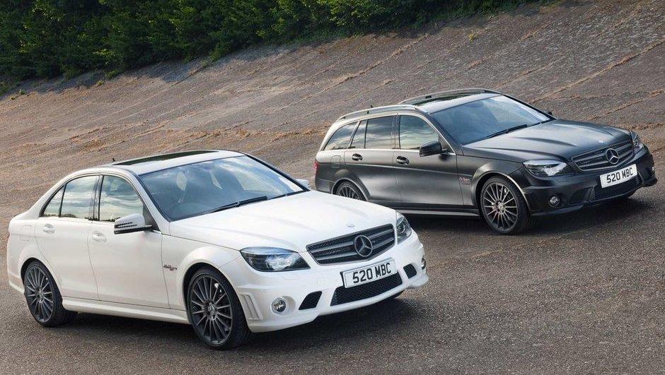 Mercedes Classe C DR 520 : la familiale aux gros bras