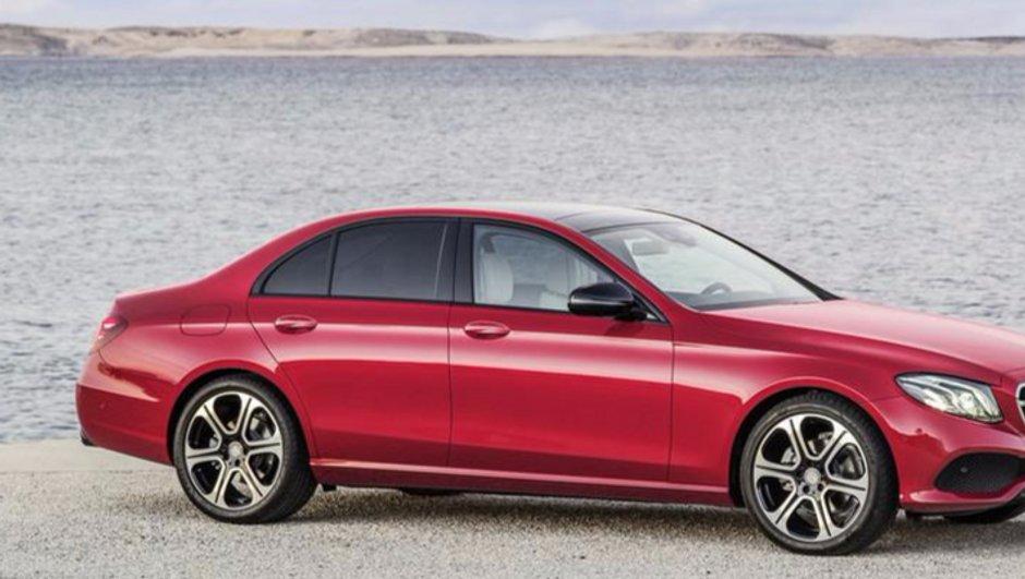 Nouvelle Mercedes-Benz Classe E 2016 : prix et moteurs dévoilés pour la France