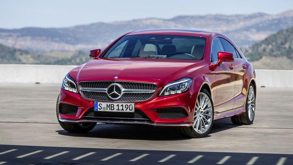 Mercedes-Benz CLS 2014 : infos, photos et vidéo officielles
