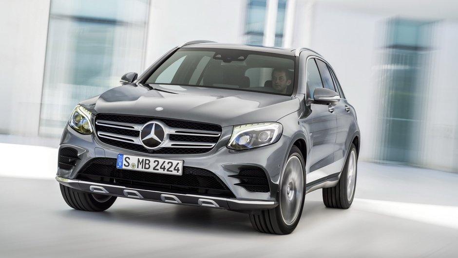 Mercedes roi du premium devant Audi et BMW au 1er semestre 2016