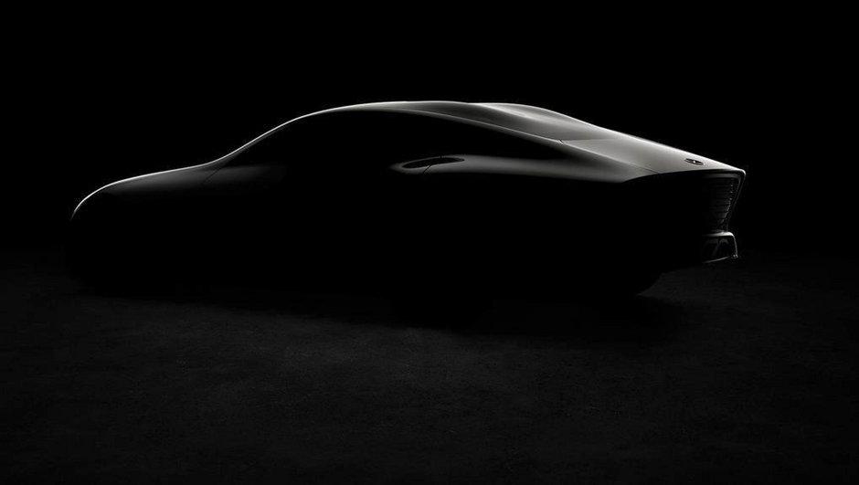 Mercedes IAA Concept 2015 : les premiers teasers avant le Salon deFrancfort