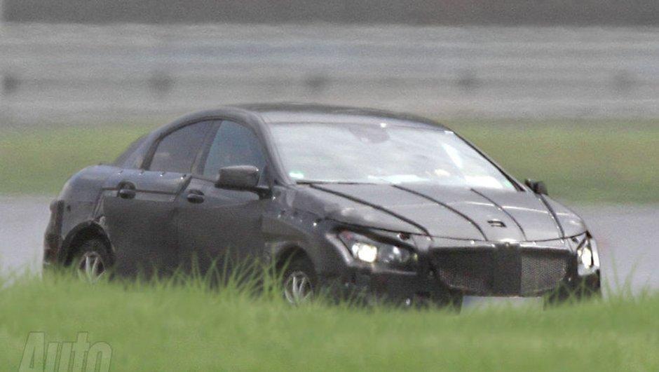 Future Mercedes BLS : une mini-CLS en préparation !