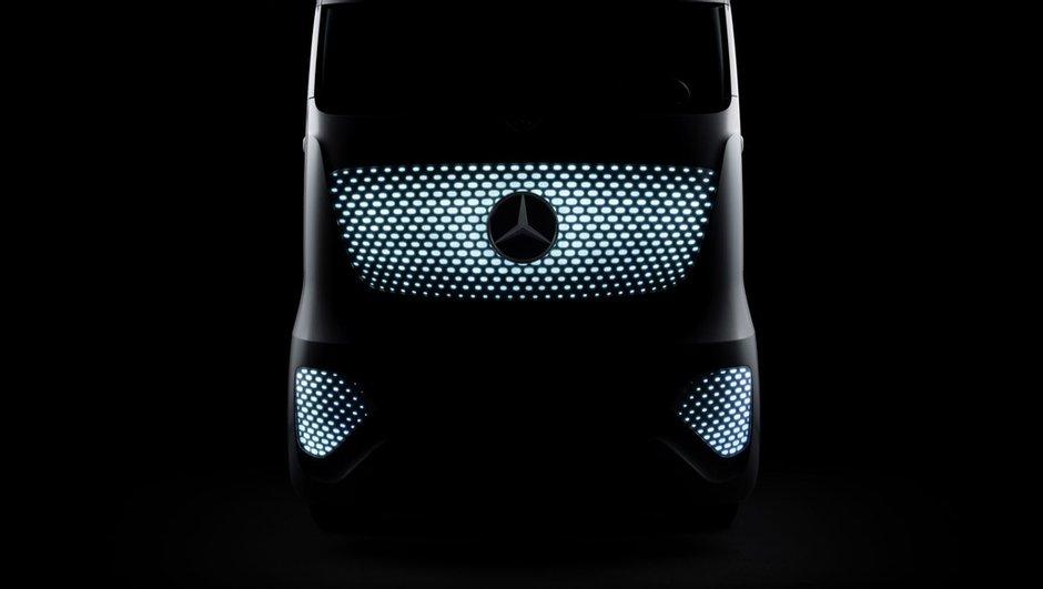 Mercedes-Benz présente le futur camion de 2025