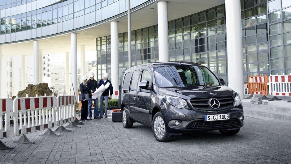 Mercedes Citan : le Kangoo allemand dévoilé !