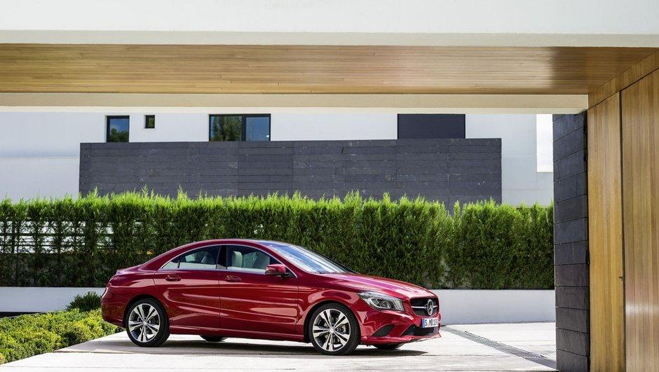 Mercedes-Benz : un mois de mai 2013 record