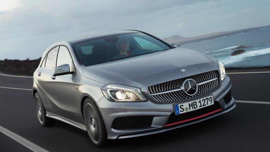 Salon de Genève 2012 : nouvelle Mercedes Classe A en photos officielles